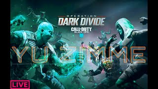 | LIVE NOW | BLACK OPS 4 | NEW UPDATE! | DARK DIVIDE | BO4 | BLACKOUT | ALCATRAZ | YU ZIMME |