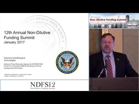 DTRA Presentation - Keynote Address: Preparing for the Unthinkable