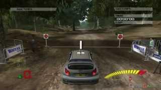 V-Rally 3 - Gameplay Xbox HD 720P