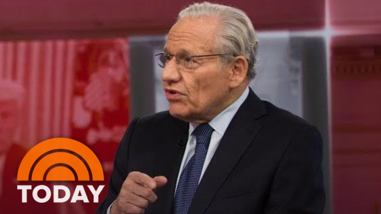 White House Takes Aim At Credibility Of Bob Woodward's Book | TODAY