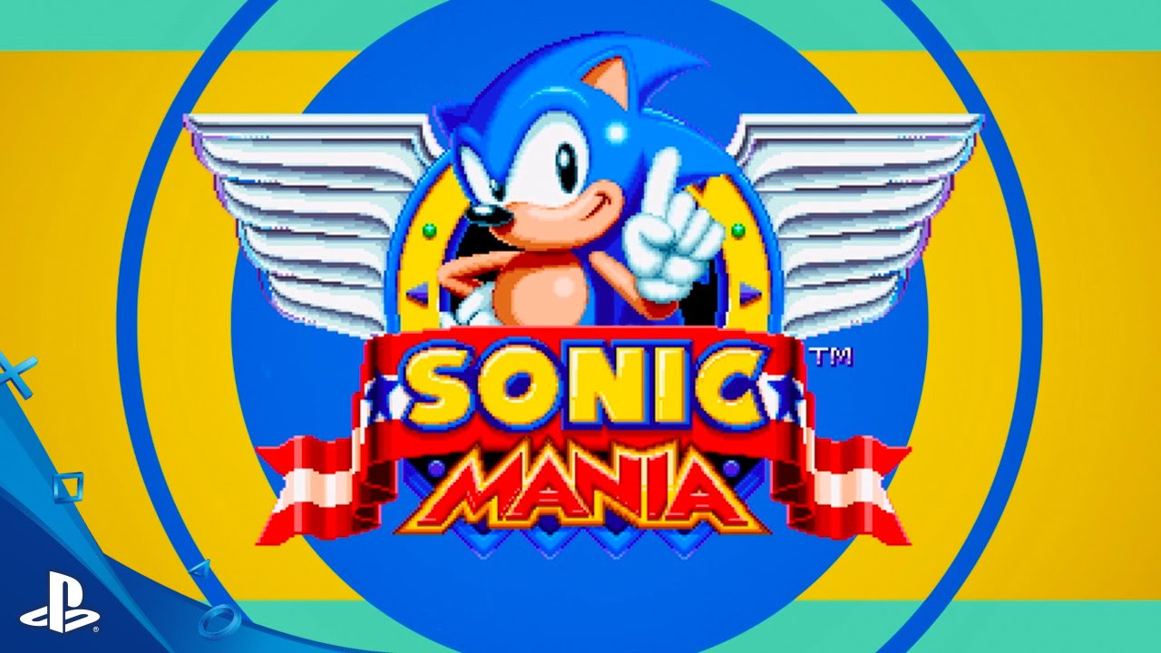 New Sonic Game For Ps4 : Sonic mania teaser trailer ps4 youtube