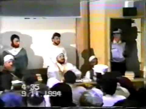 1-4 Debatte Sunni Schaych Salim Alwan VS Wahhabi Dimashkiyya