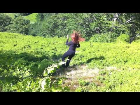 Dancing on the Hill of Green!)
