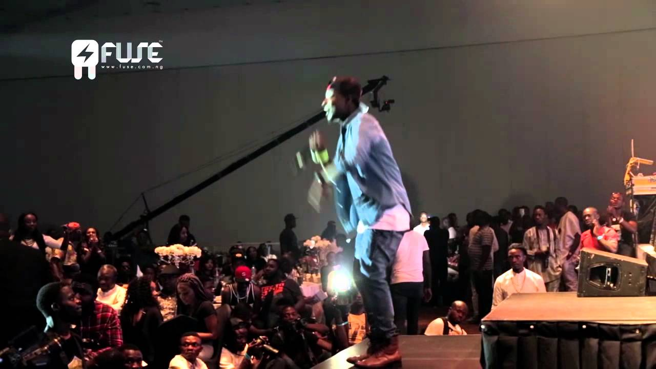 Download Shaydee - Live Performance At SeyiLaw's Show