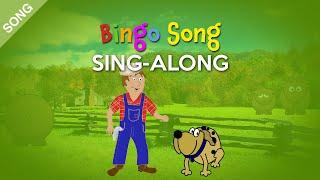 Bingo Song | Nursery Rhymes | Children Songs [Sing-Along with Lyrics]