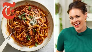 Alison Roman's Quick and Easy Ragù | NYT Cooking