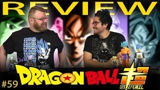 Dragon Ball Super [ENGLISH DUB] Review!!! Episode 59