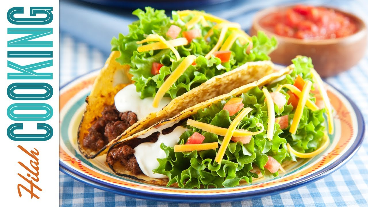 taco tubs recept