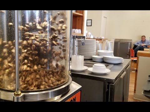 Coffee roasting revolution at Counter Coffeebar and Lounge