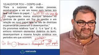 Aula #58 - Português para Concursos