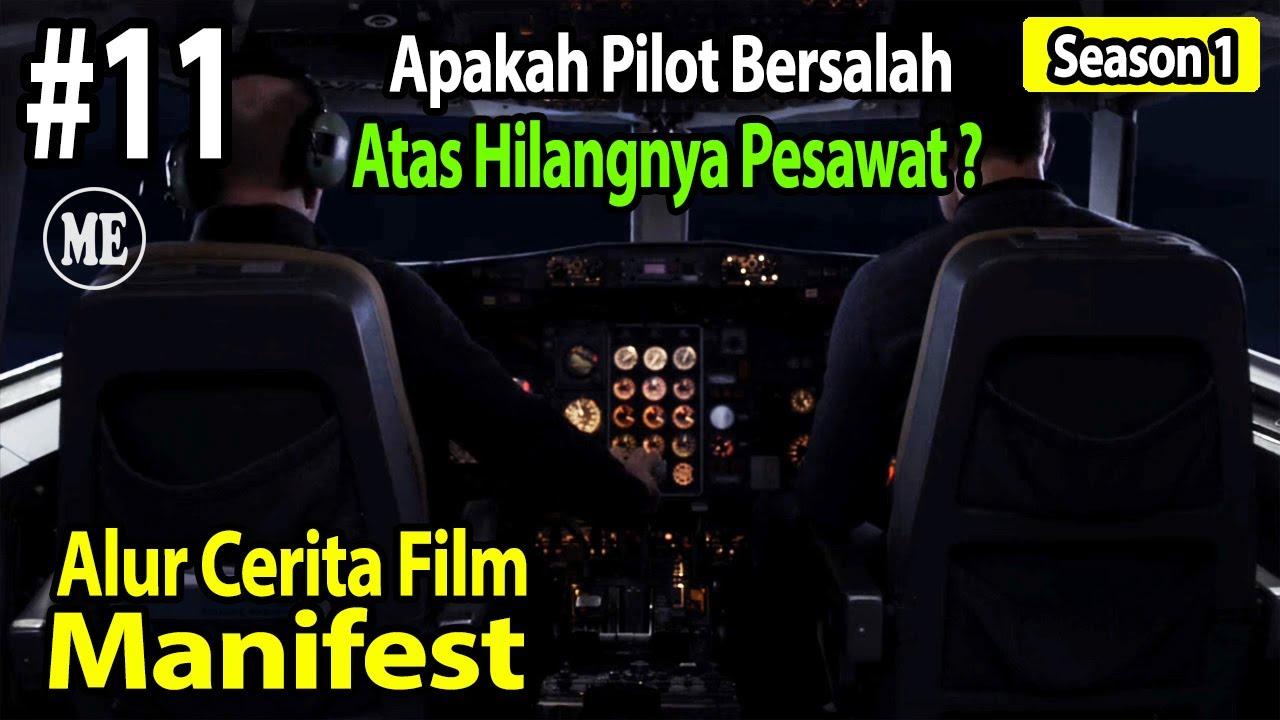 Download Apakah Pilot Bersalah? - Alur Cerita Film Manifest S01 Eps 11