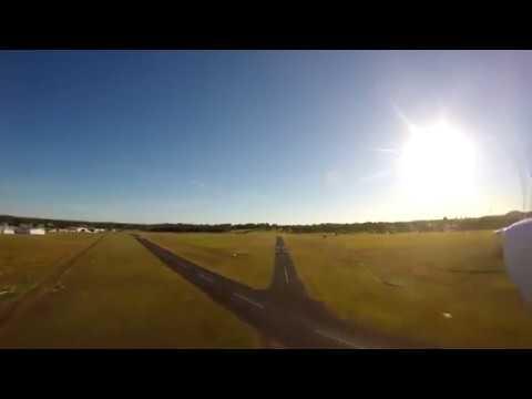 Todd Sergeant Circuit Lap Royal Newcastle Aero Club