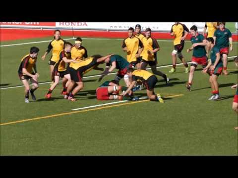 Wairarapa Bush Under 18 vs Thames Valley Under 18