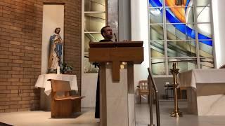 "Fr. Pio Libby, FoH - ""Divine Mercy"" Lenten Mission talk #1"