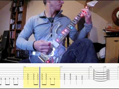 billy talent - saint veronika - guitar cover with tabs