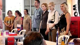 Открытие всемирной выставки в Тель Авиве 21.04.2012