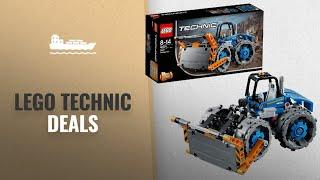 Save Big On Lego Technic: LEGO Technic Dozer Compactor Bulldozer Building Blocks for Boys 8 to 14