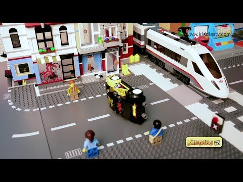LEGO stop motion brick films compilation | 30 Minutes | bric