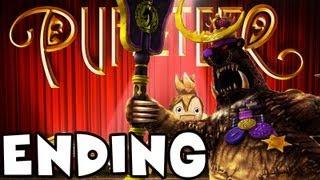 Puppeteer - ENDING - Moon Bear King Final Boss Fight! (Act 7 Curtain 3 Part 2)