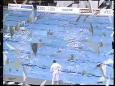 Manuel Estiarte Spain 70' 80' 90' 00' Waterpolo Le...