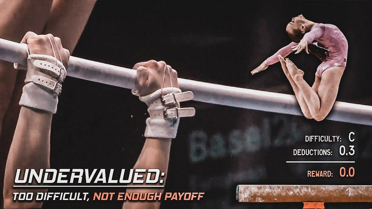 5 Undervalued Skills in Gymnastics