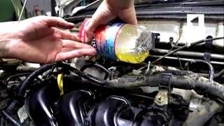 Утренний эфир / Промывка двигателя автомобиля: надо или нет?