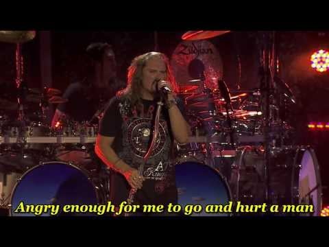 Dream Theater - The root of all evil ( Live at Luna Park ) - with lyrics