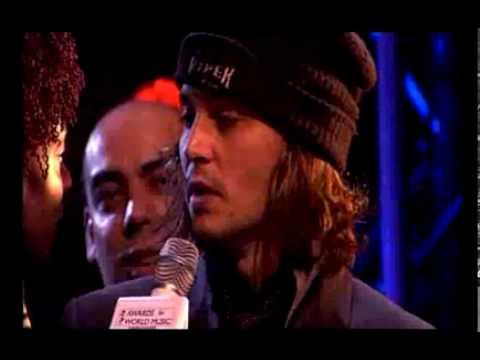 Taraful Haiducilor & Johnny Depp