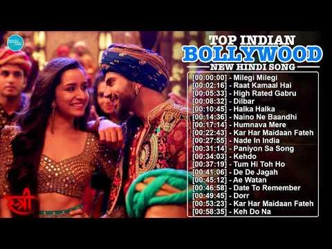 New Bollywood Songs 2018 - Top Hindi Songs 2018 (Trending Indian Music )