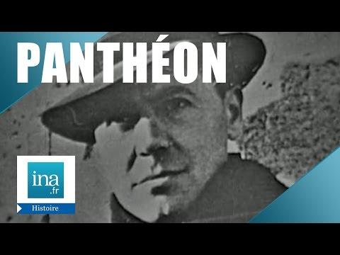 Transfert des cendres de Jean Moulin au Panthéon | Archive INA