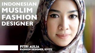 Fitri Aulia | Indonesian Muslim Fashion Designer