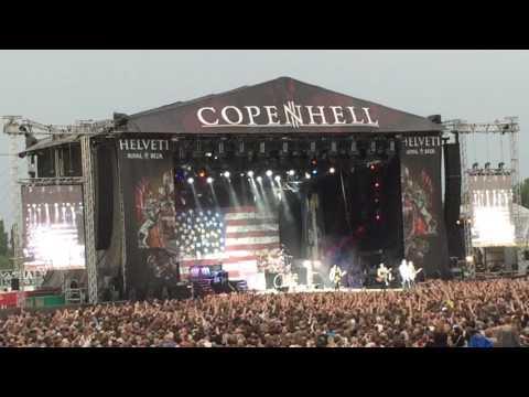 Alice Cooper - Elected - Live Copenhell 2016