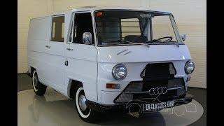 Auto-Union F1000-D Bus 1964 -VIDEO- www.ERclassics.com