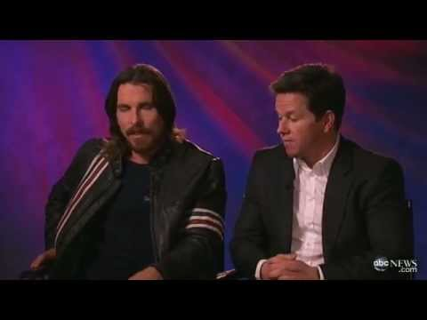 Christian Bale ~ Interview with Peter Travers (December 16th, 2011)