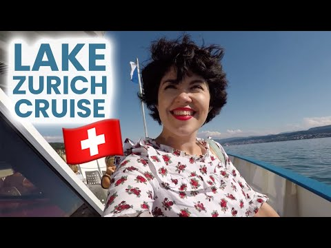 🇨🇭 SWITZERLAND Travel Vlogs | Lunch With A View + Cruise On Lake Zurich