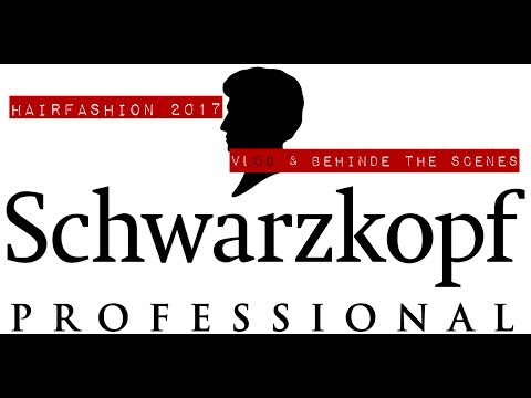 Hairfashion 2017 | Schwarzkopf Switzerland | Vlog & Behinde the scenes