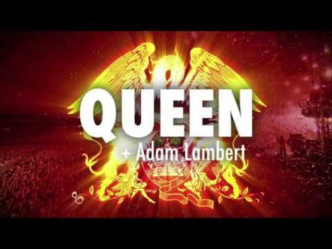 Queen + Adam Lambert - Bohemian Rhapsody - June 23, 2017 - Phoenix, Az