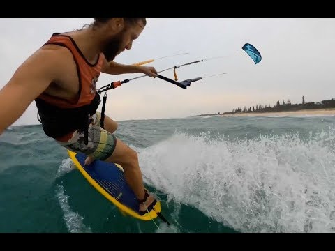 Bandit 2020 Size 11 Kite Review In Light Wind And Small Waves