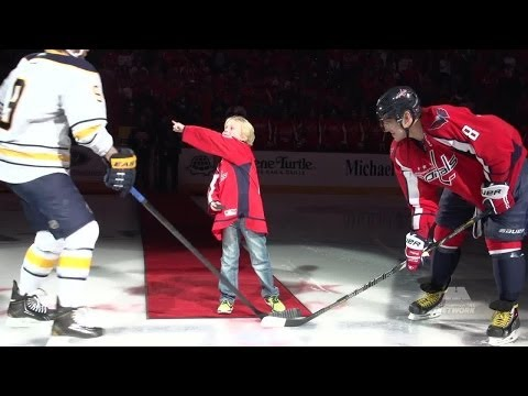 Children's Wish Ceremonial Puck Drop
