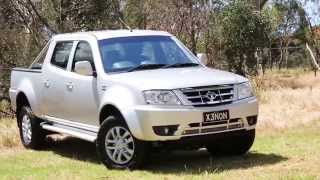 Tata xenon new!!!!! video