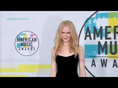 Nicole Kidman and Keith Urban Fashion - AMAs 2017