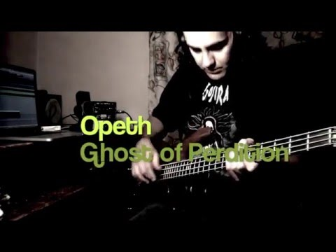 Opeth - Ghost of Perdition - Bass cover mp3