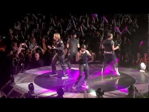 Backstreet Boys  Get Down  at O2 Arena  NKOTBSB Tour  04292012