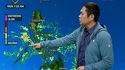 UB: Weather update as of 6:15 a.m. (July 10, 2017)