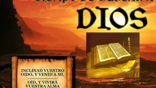 TIEMPO DE BUSCAR A DIOS - ESTUDIO DEL EVANGELIO DE LUCAS