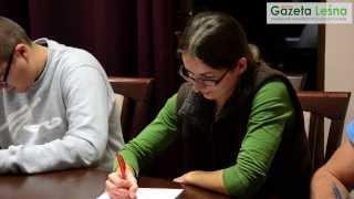Monika w harwesterze - film z kursu operatora