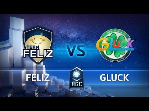 HGC KR - Phase 1 Week 10 - Feliz vs. GLuck - Game 1