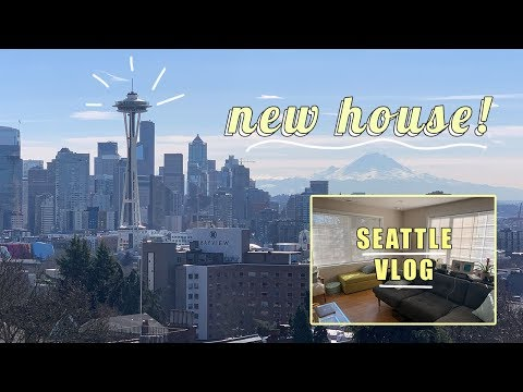 SEEING OUR NEW HOUSE | Seattle VLOG