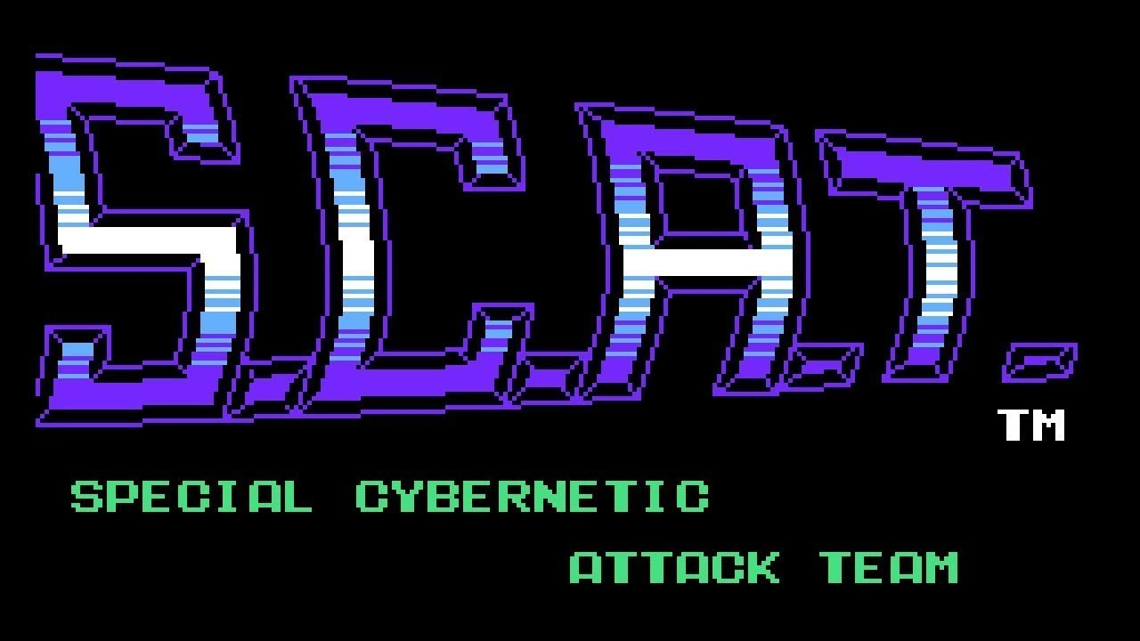 Special Cybernetic Attack Team - New York City Ruins (VRC6) 0CC-FamiTracker