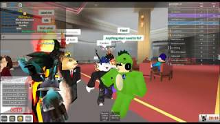 (roblox rgt) Frankiethedino, mod, and admin AWESOME!!!!!